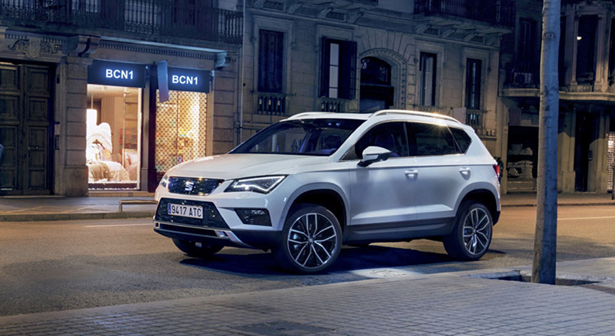 Seat Ateca mejores coches 2020