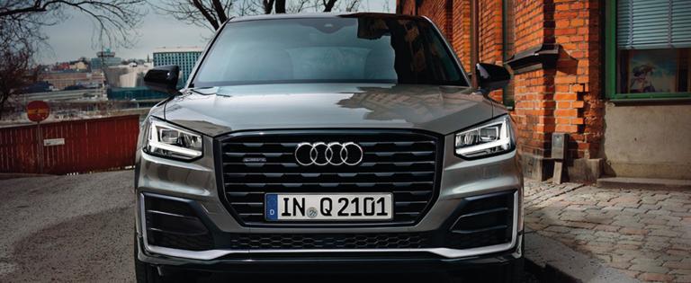 Modelo Audi Q2