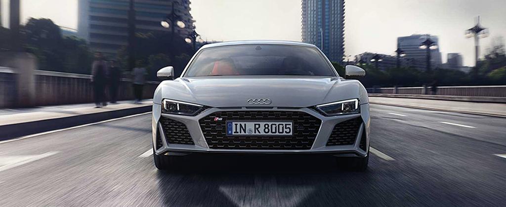 Modelo Audi R8