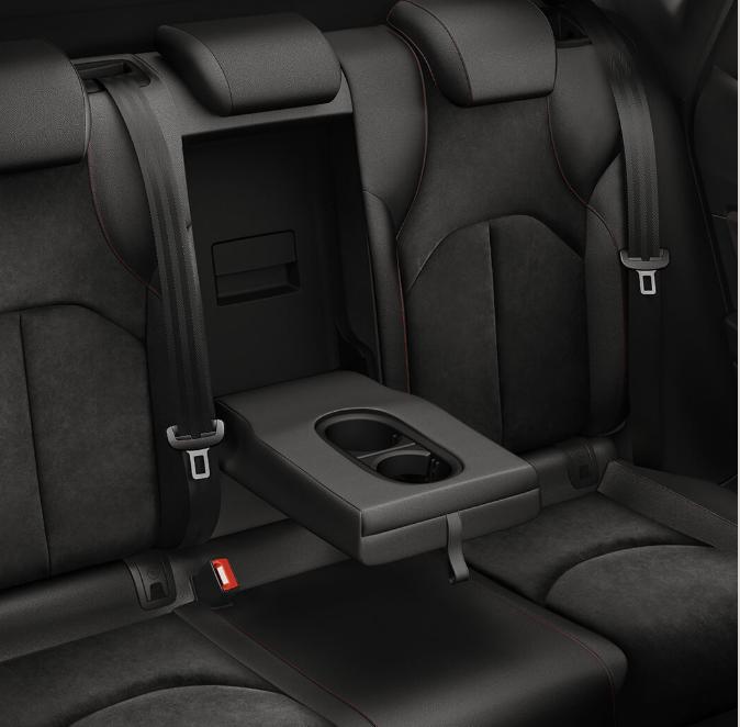 interior asientos traseros seat leon
