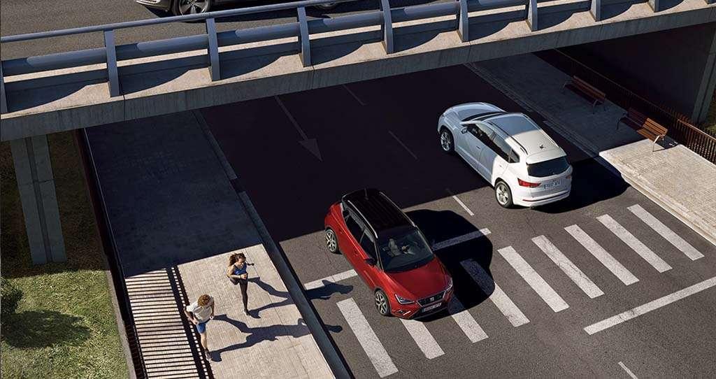 Modelos SUV Seat 2020