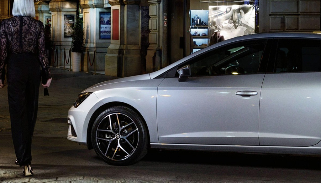 Modelo Seat León