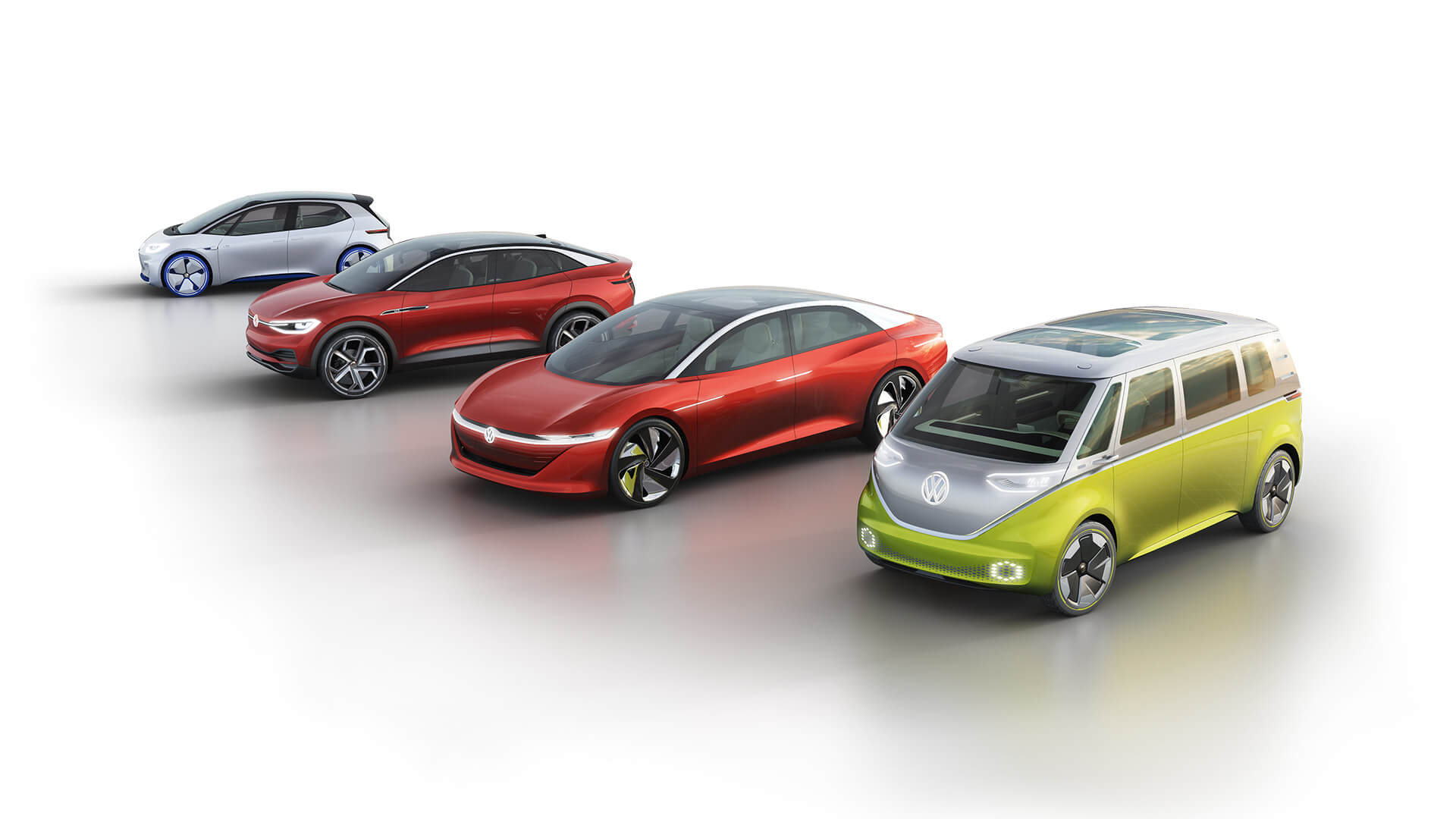 coches eléctricos volkswagen id.3