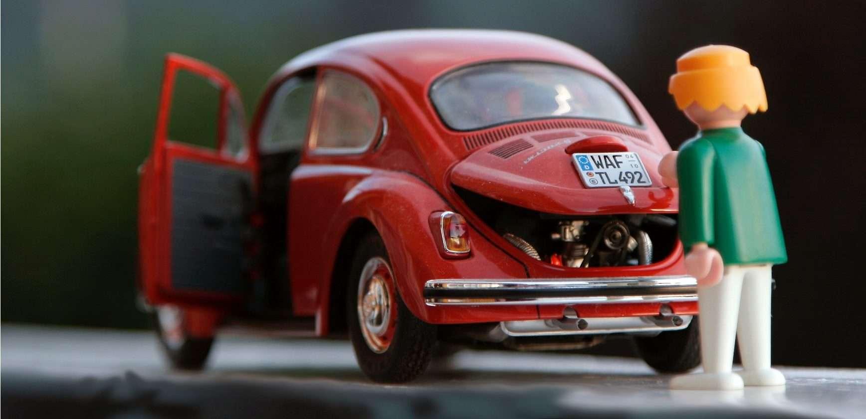 Cómo debe hacer el mantenimiento preventivo de un coche parado