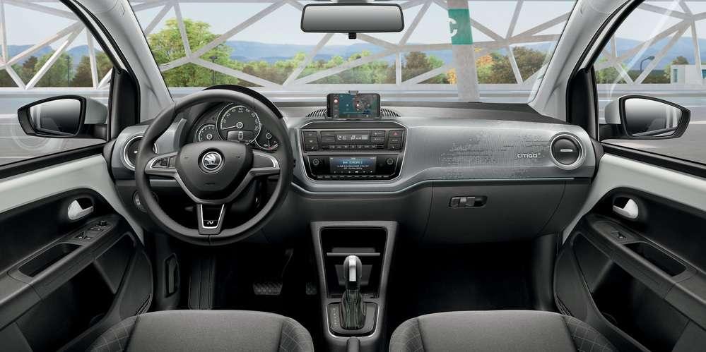 interior Citigo iV