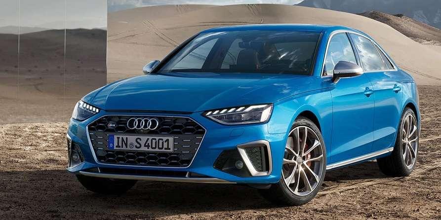 Modelo Audi A4