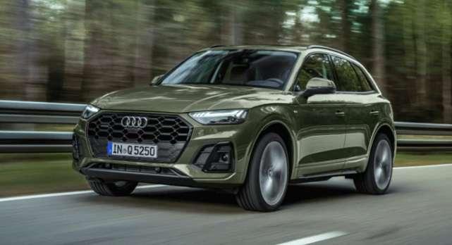 Audi modelo precios Q5