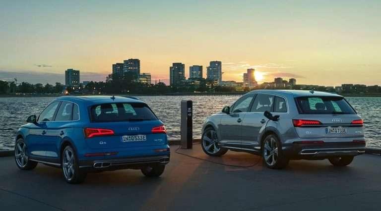 Audi modelos precios