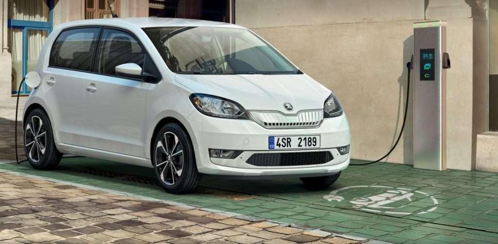 Škoda CITIGO iV, el coche para jóvenes 100% eléctrico