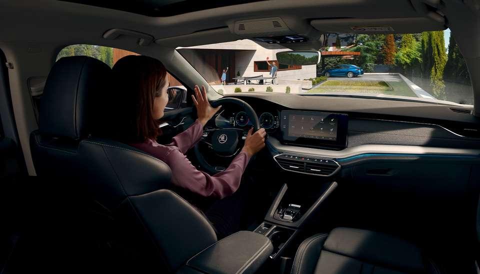 Skoda Octavia 2021 Confort interior